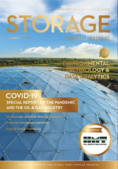 Storage Terminals Magazine - Summer 2020