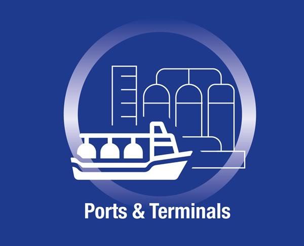 V Med Hub Day 2021 - Key Themes - Ports & Terminals